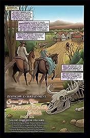 Dream Eater Saga #6 (of 12)