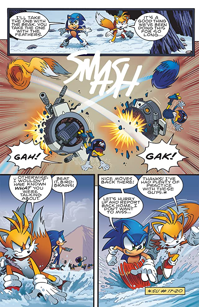 Sonic the Hedgehog #233