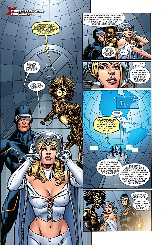 click for super-sized previews of New Mutants (2009-2011) #20