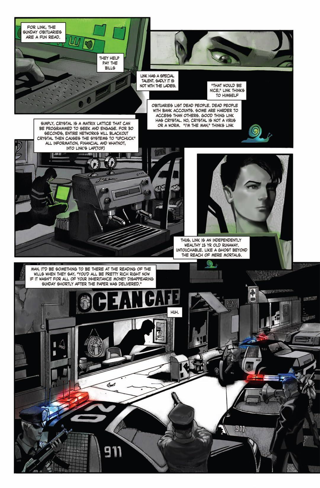Spy School: Preview