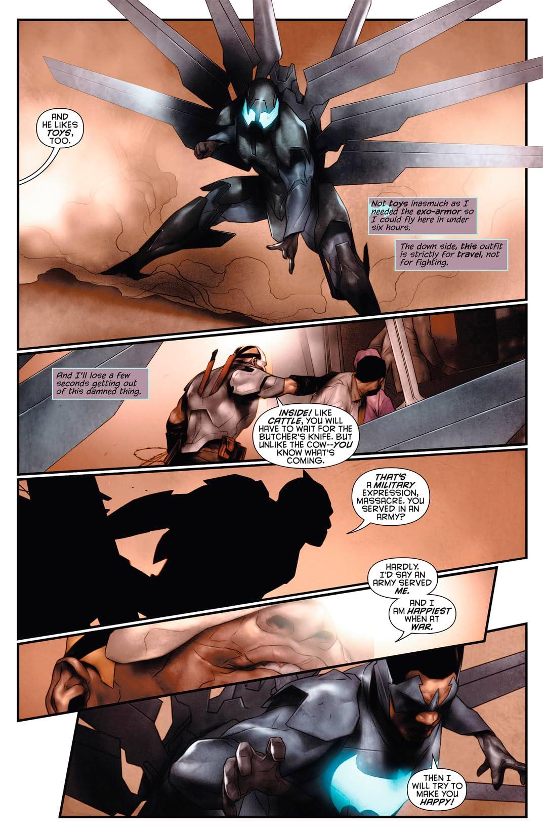 Batwing (2011-2014) #6