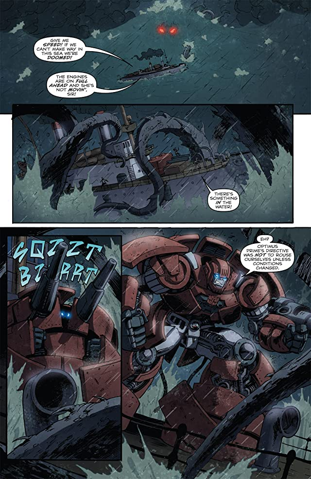 Transformers: Infestation 2 #1 (of 2)