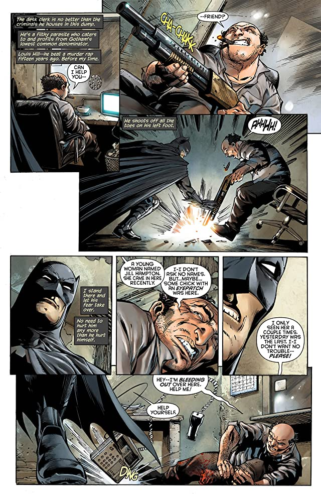 click for super-sized previews of Detective Comics (2011-) #6