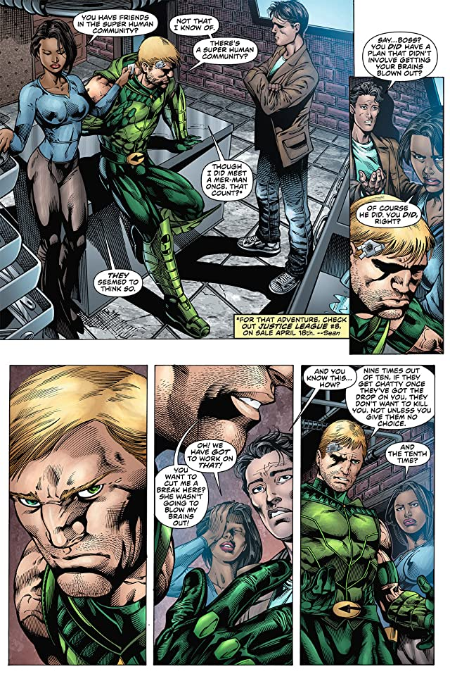 Green Arrow (2011-) #6