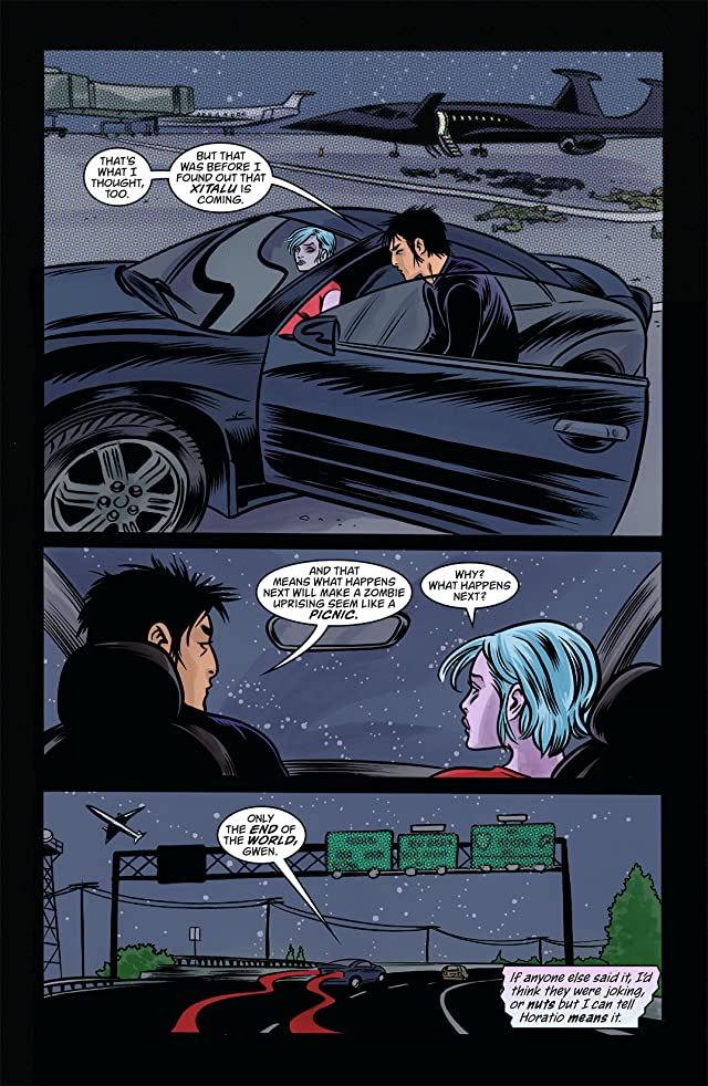 click for super-sized previews of iZombie #22