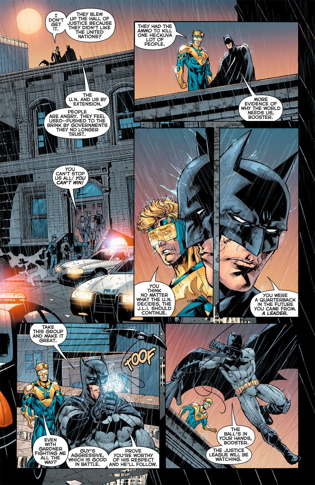 Justice League International (2011-2012) #6