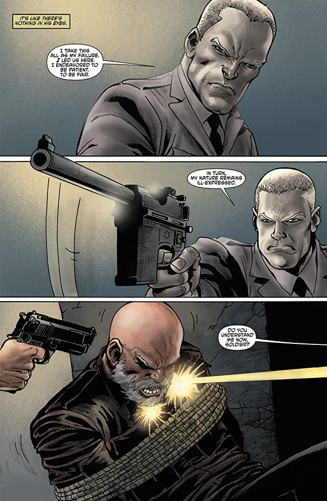 Men of War (2011-2012) #6