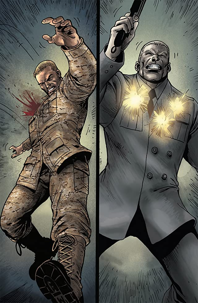 click for super-sized previews of Men of War (2011-2012) #6