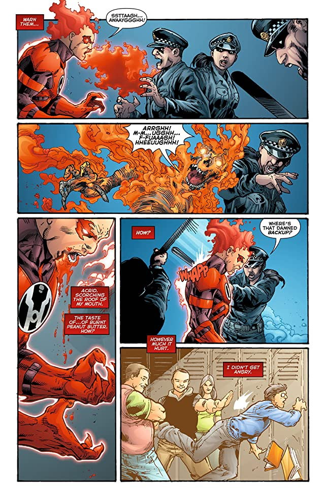 click for super-sized previews of Red Lanterns (2011-2015) #6