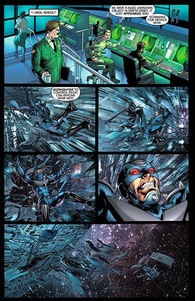 click for super-sized previews of Stormwatch (2011-2014) #6