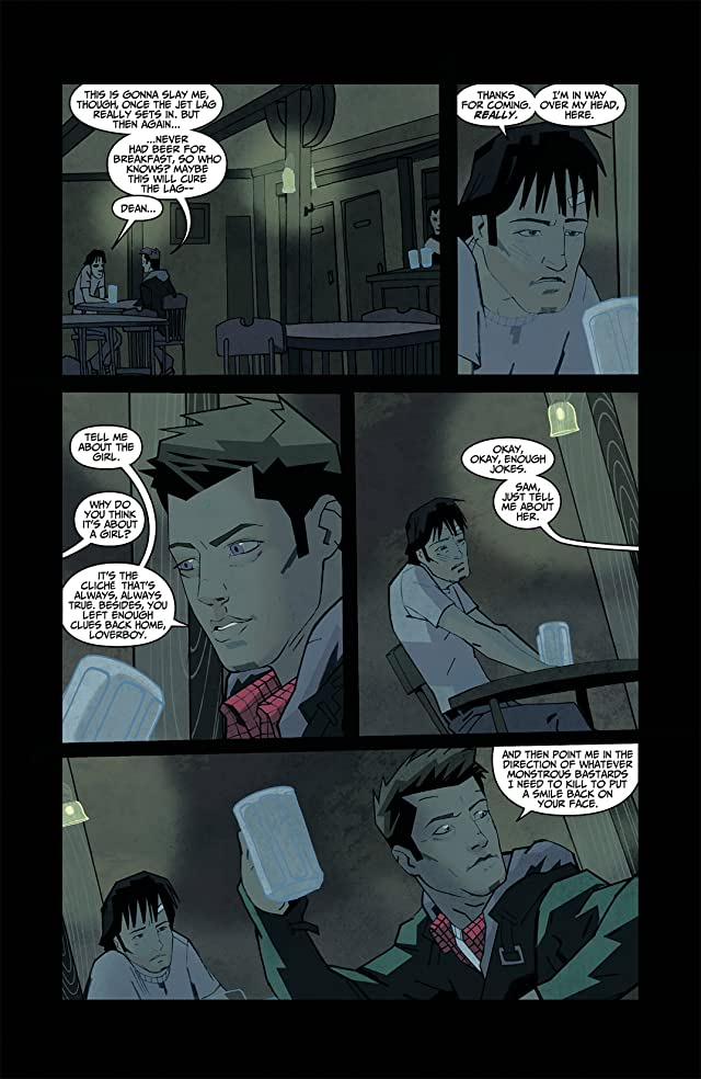 Supernatural (2011-2012) #5 (of 6)