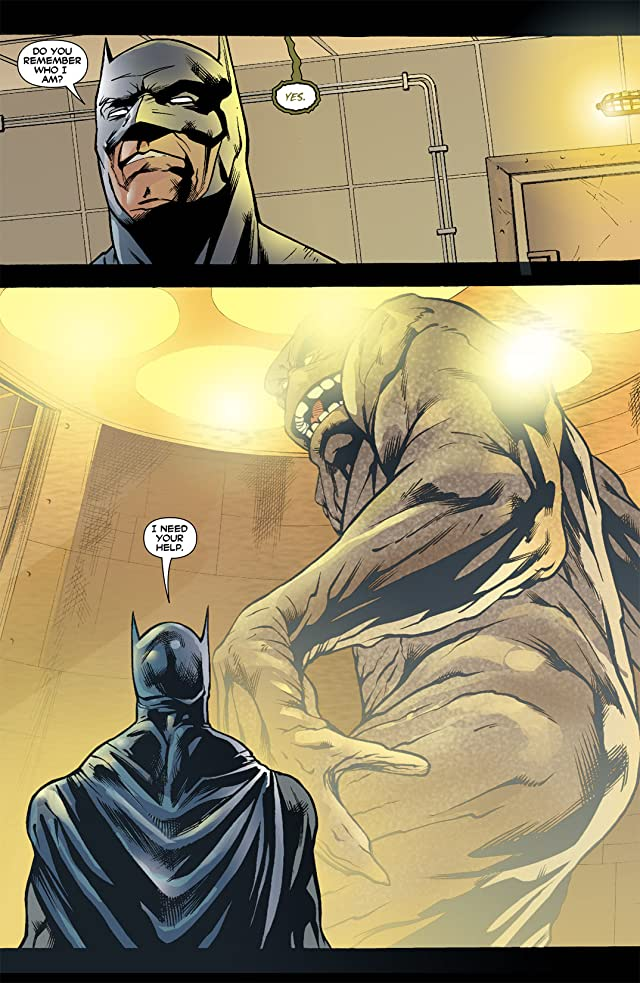 click for super-sized previews of Batman: Gotham Knights #71