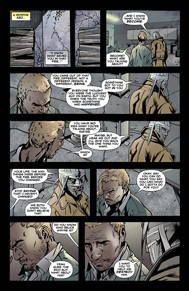 click for super-sized previews of Batman: Gotham Knights #69