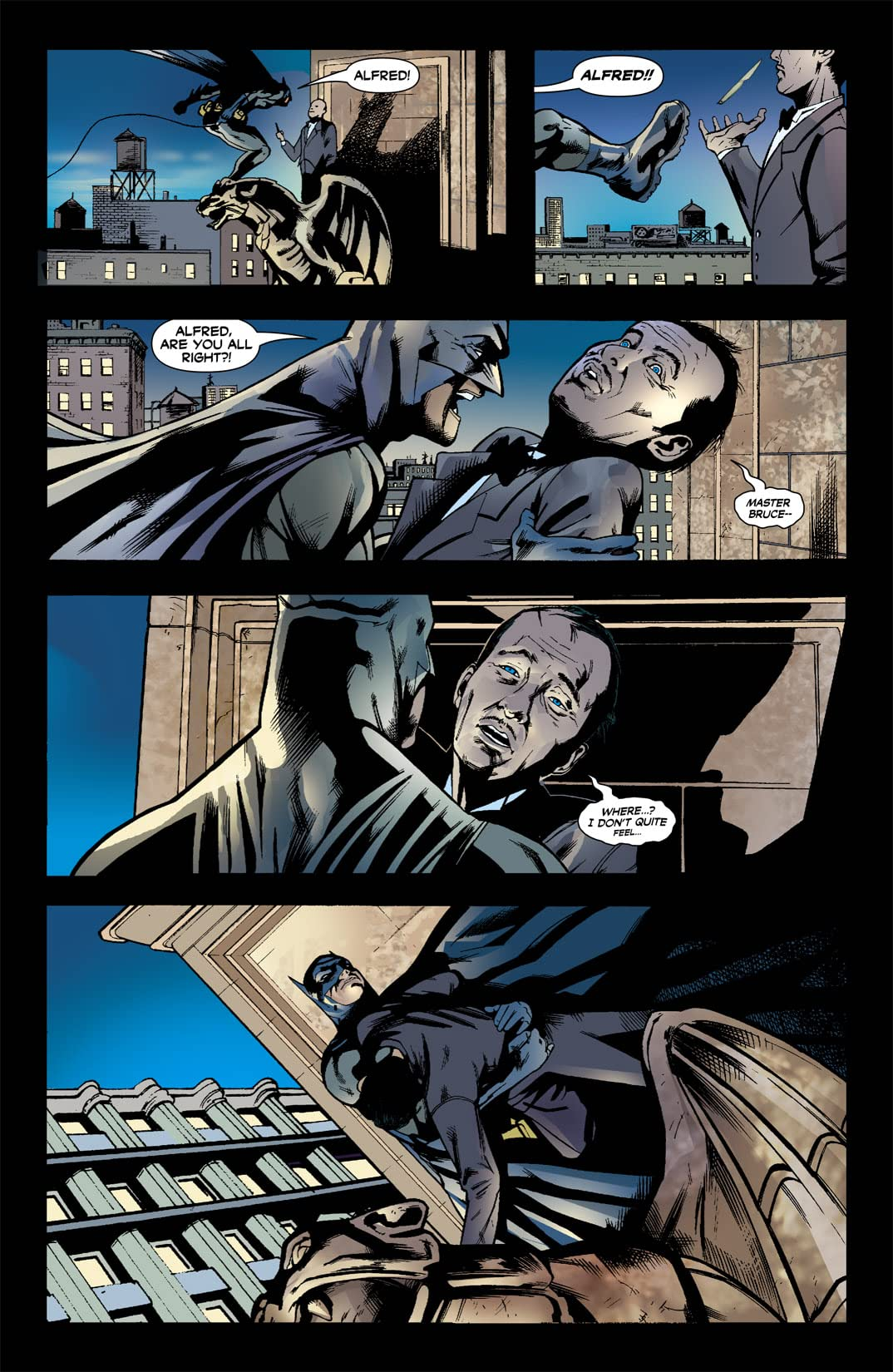Batman: Gotham Knights #70