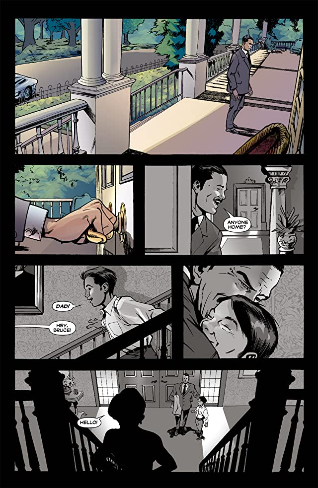 click for super-sized previews of Batman: Gotham Knights #72