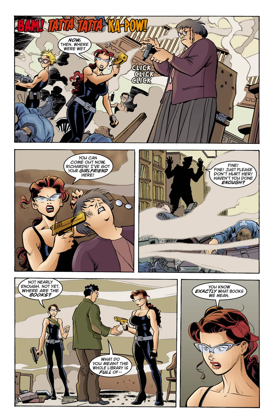 Jack of Fables #46
