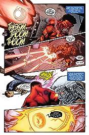 Avengers: X-Sanction #3 (of 4)