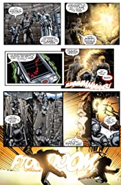 Jurassic Strike Force 5 #1