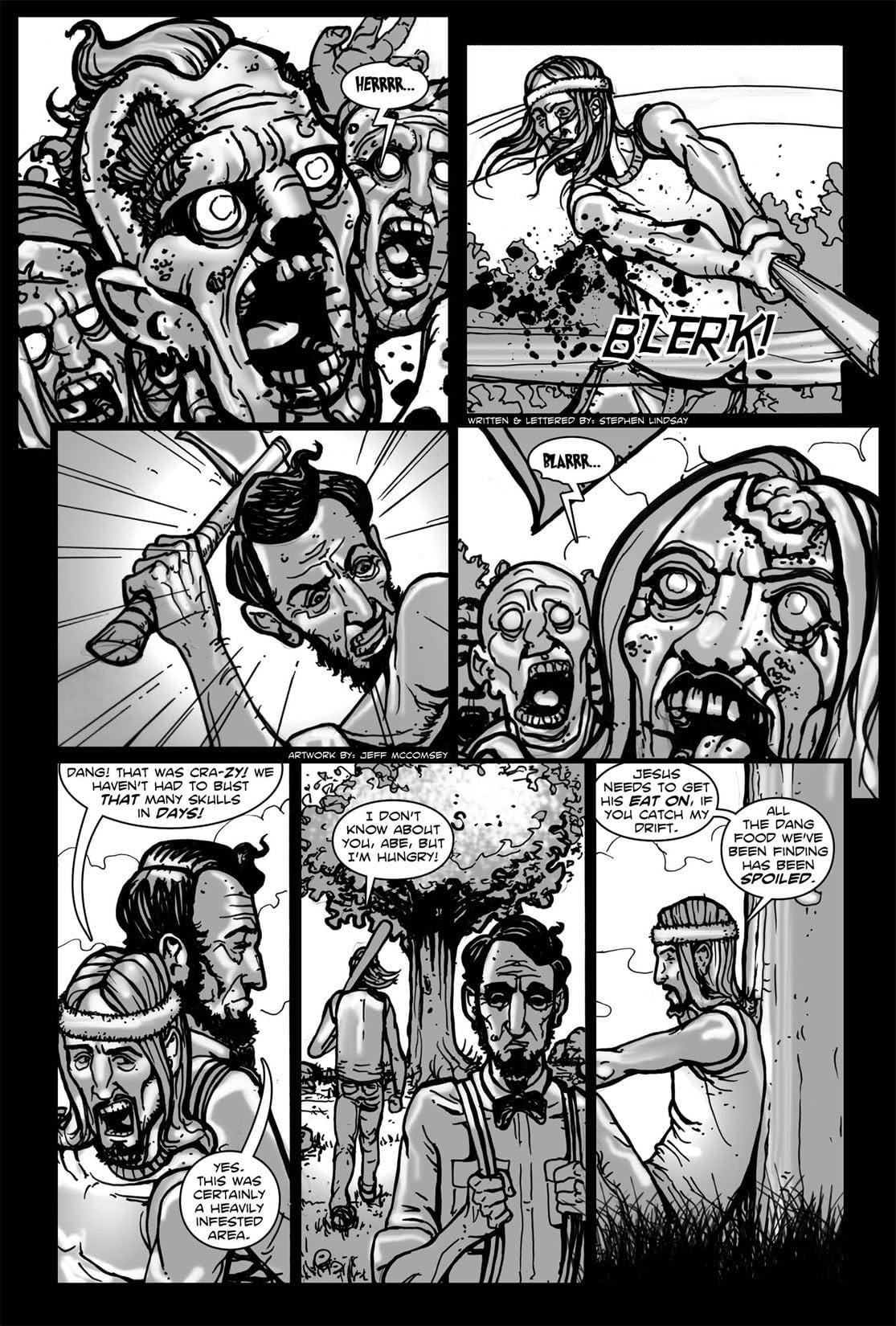 FCBD 2009 Attack of the Alterna Zombies