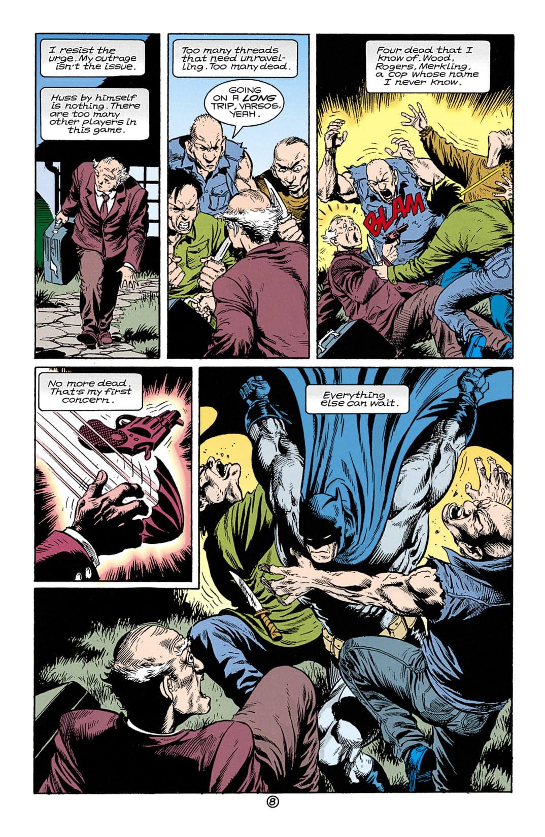 Batman: Legends of the Dark Knight #45