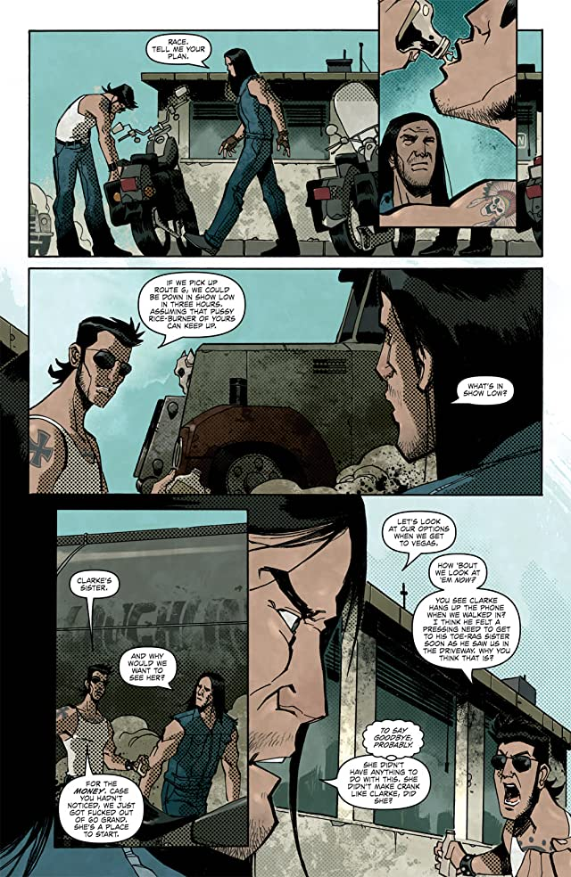 click for super-sized previews of Road Rage #1