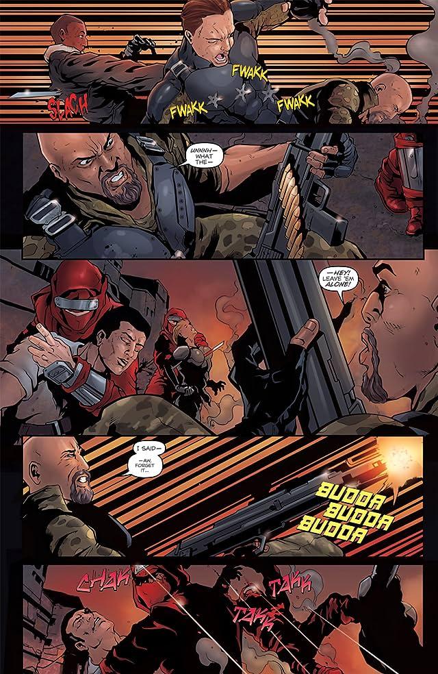 click for super-sized previews of G.I. Joe 2: Movie Prequel - Retaliation #1