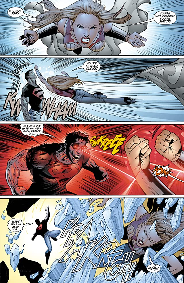click for super-sized previews of Teen Titans (2003-2011) #44