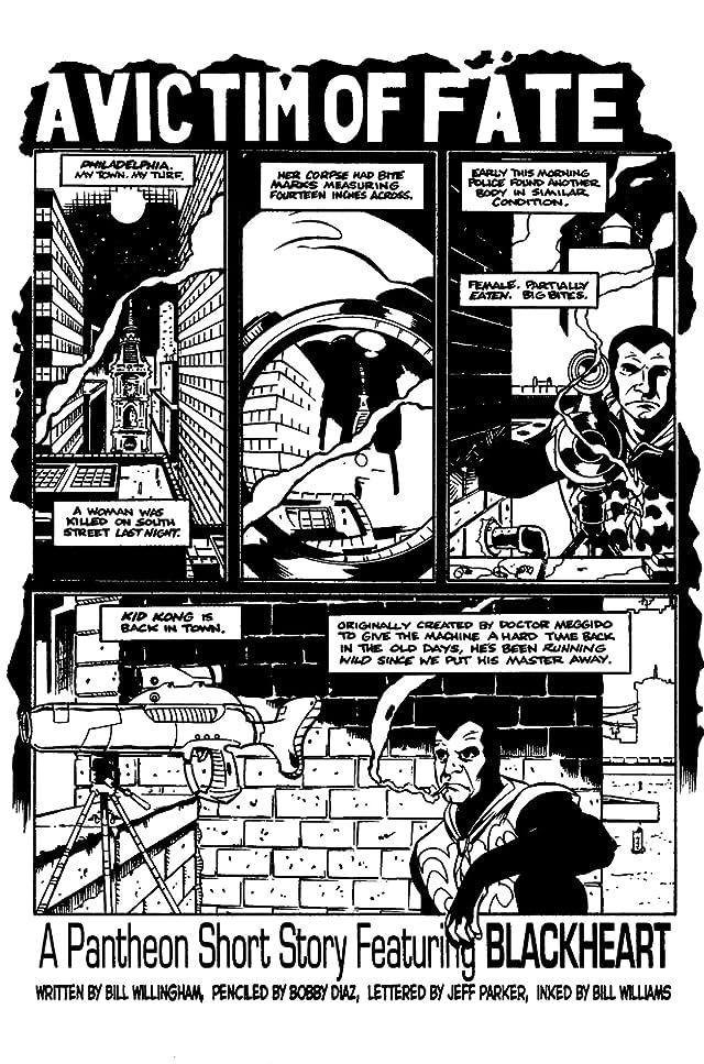 Amazon: Heroic Tales #6