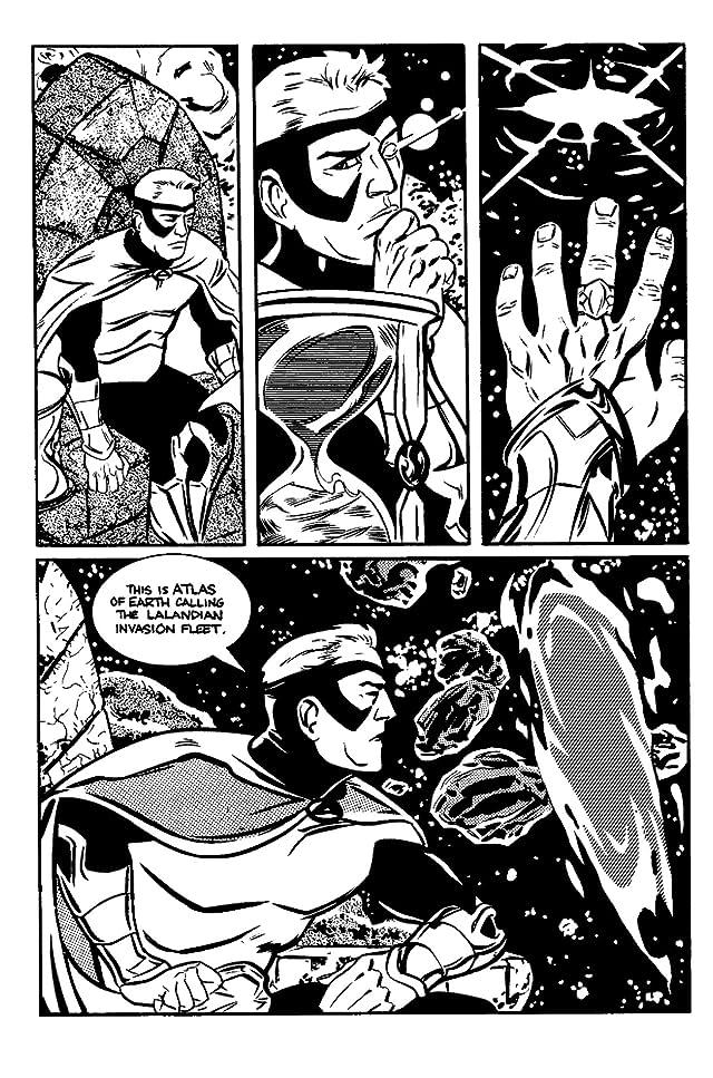 Amazon: Heroic Tales #8