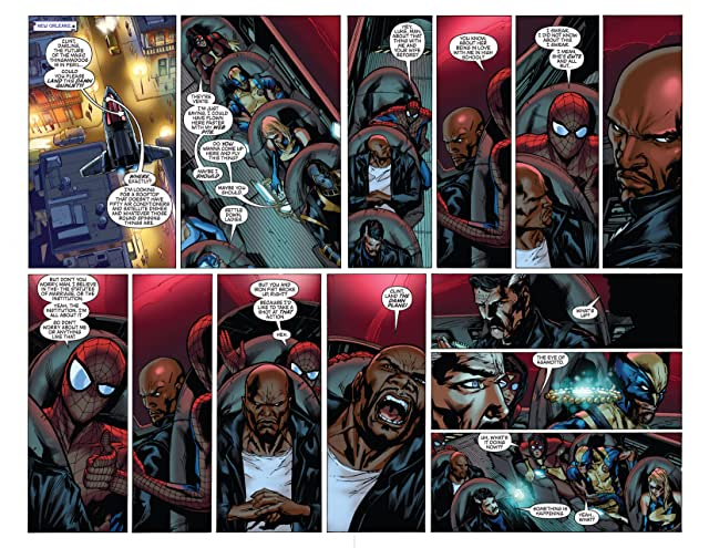 click for super-sized previews of New Avengers (2004-2010) #53
