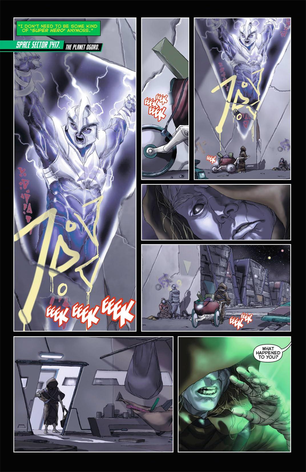 Green Lantern (2011-2016) #6