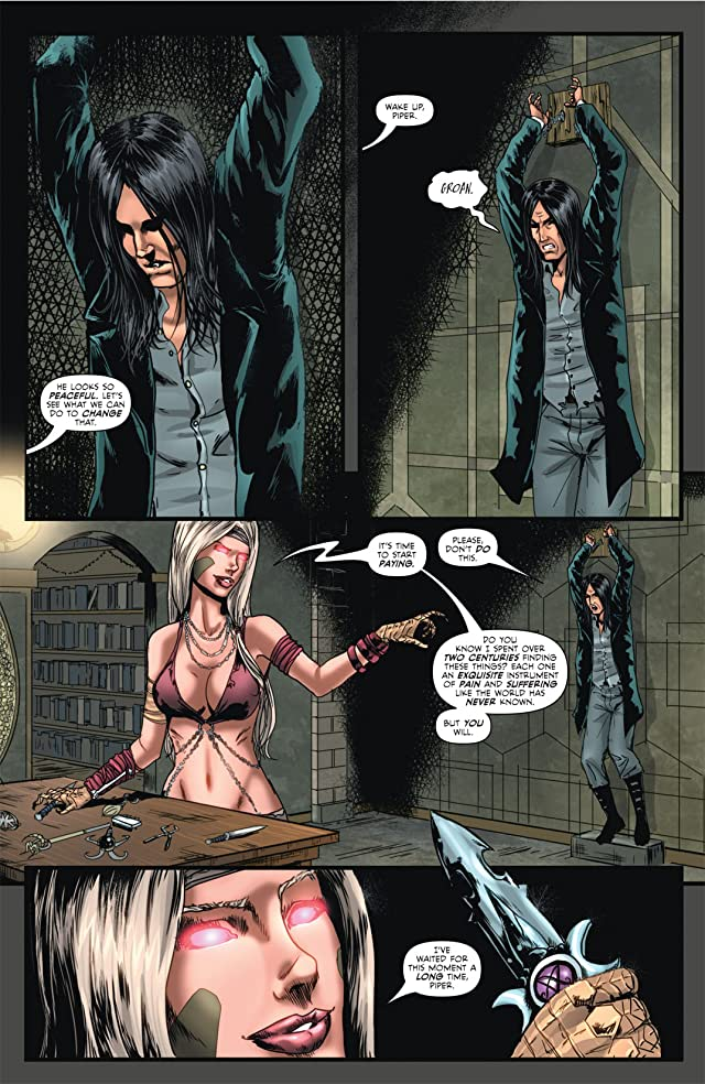 Grimm Fairy Tales: Myths & Legends #7
