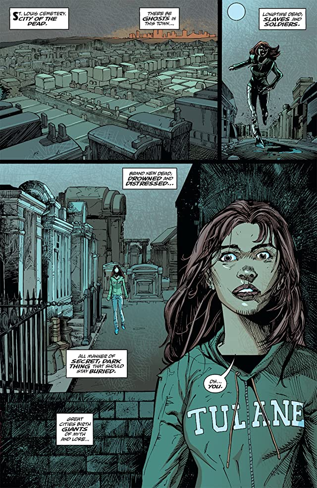 click for super-sized previews of Vertigo Preview: 2012