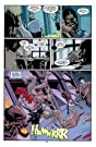 click for super-sized previews of Arkham Asylum: Living Hell #5