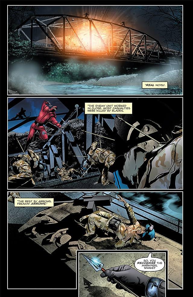 G.I. Joe: Snake Eyes (2011-2013) #10
