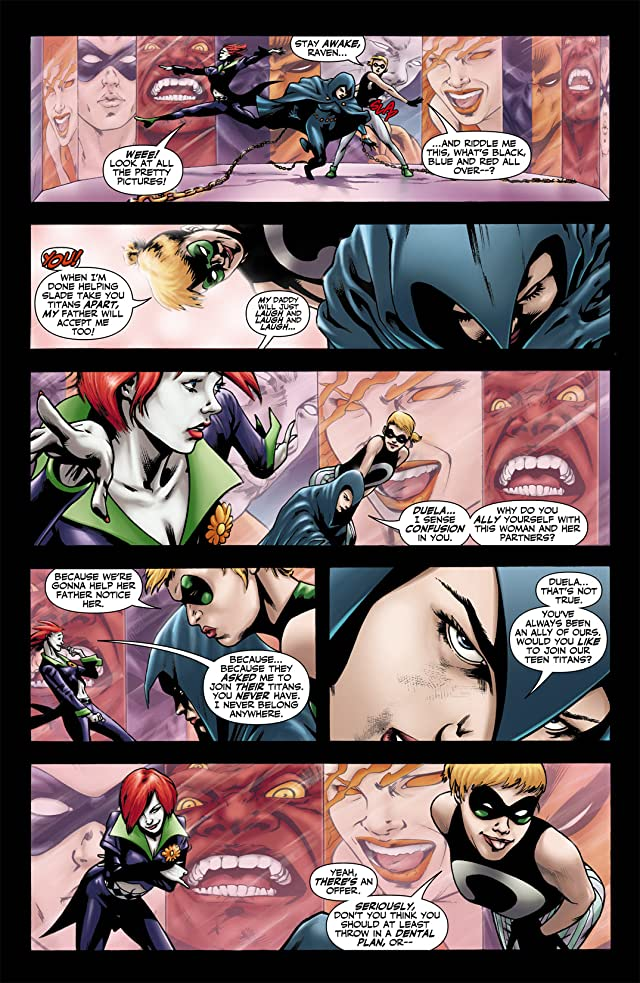 click for super-sized previews of Teen Titans (2003-2011) #45