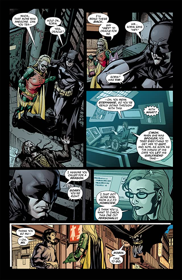 click for super-sized previews of Detective Comics (1937-2011) #796