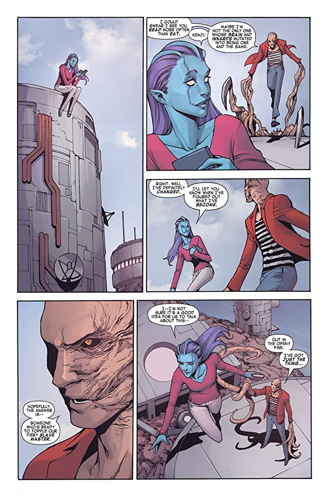 click for super-sized previews of Generation Hope #16