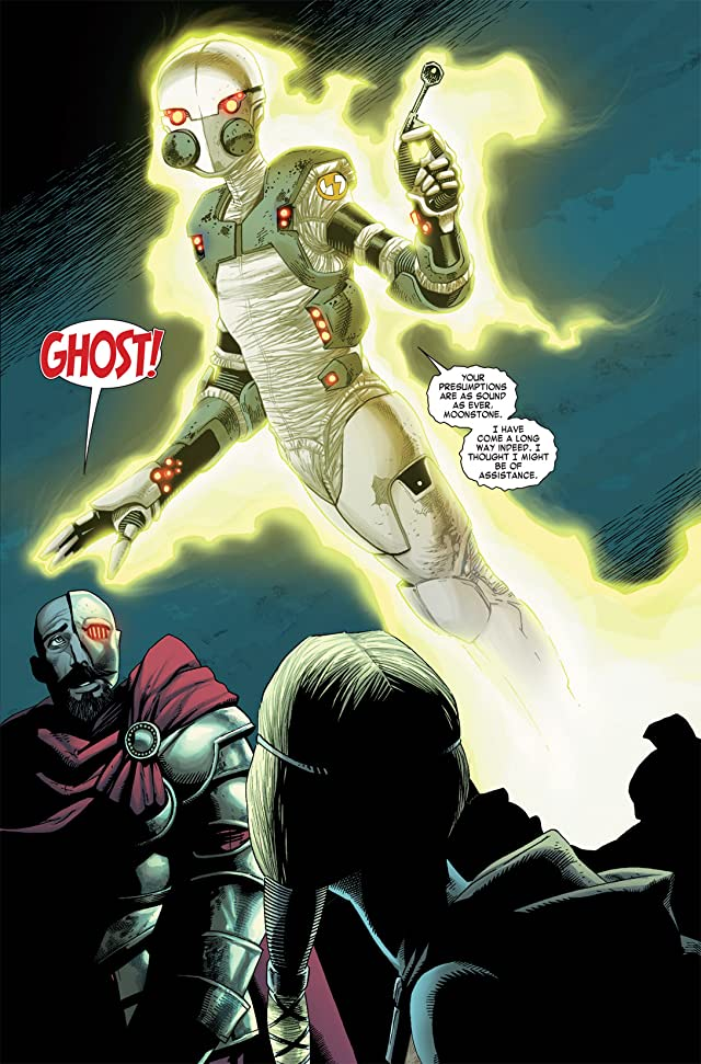 click for super-sized previews of Thunderbolts (2006-2012) #170