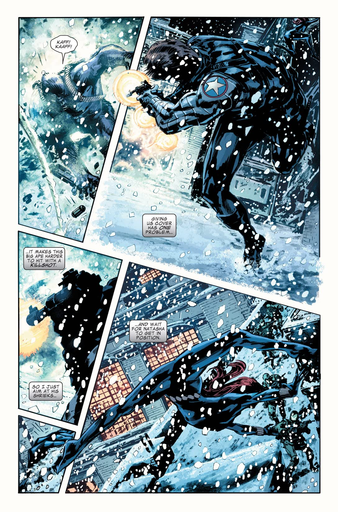Winter Soldier #2