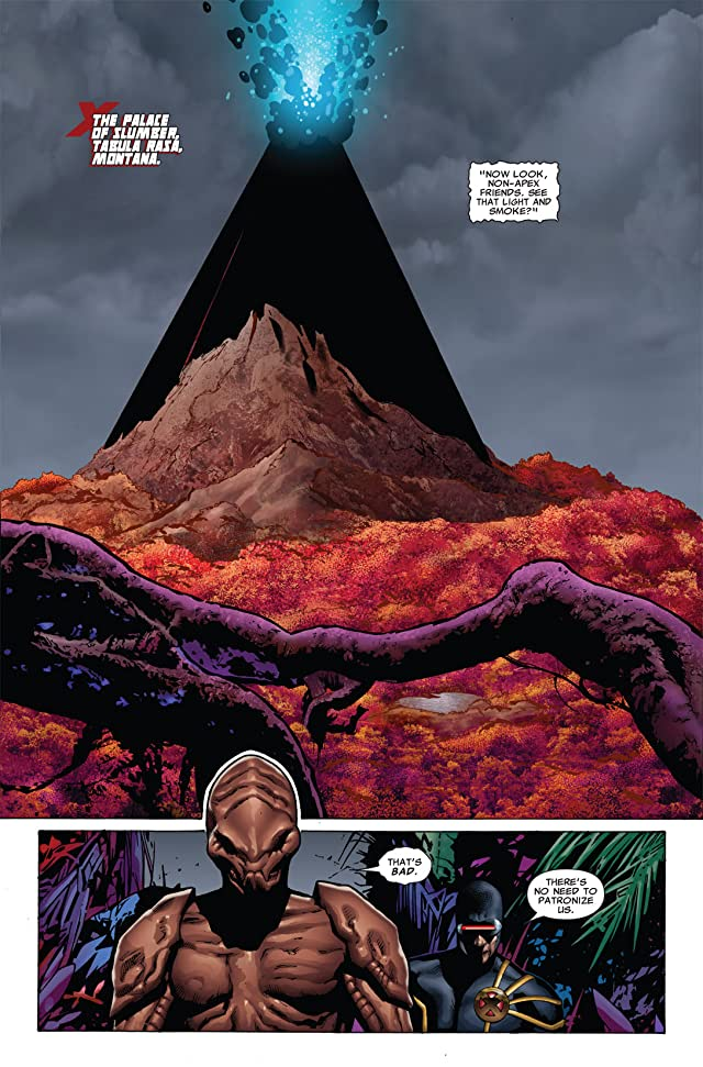 click for super-sized previews of Uncanny X-Men (2011-2012) #7