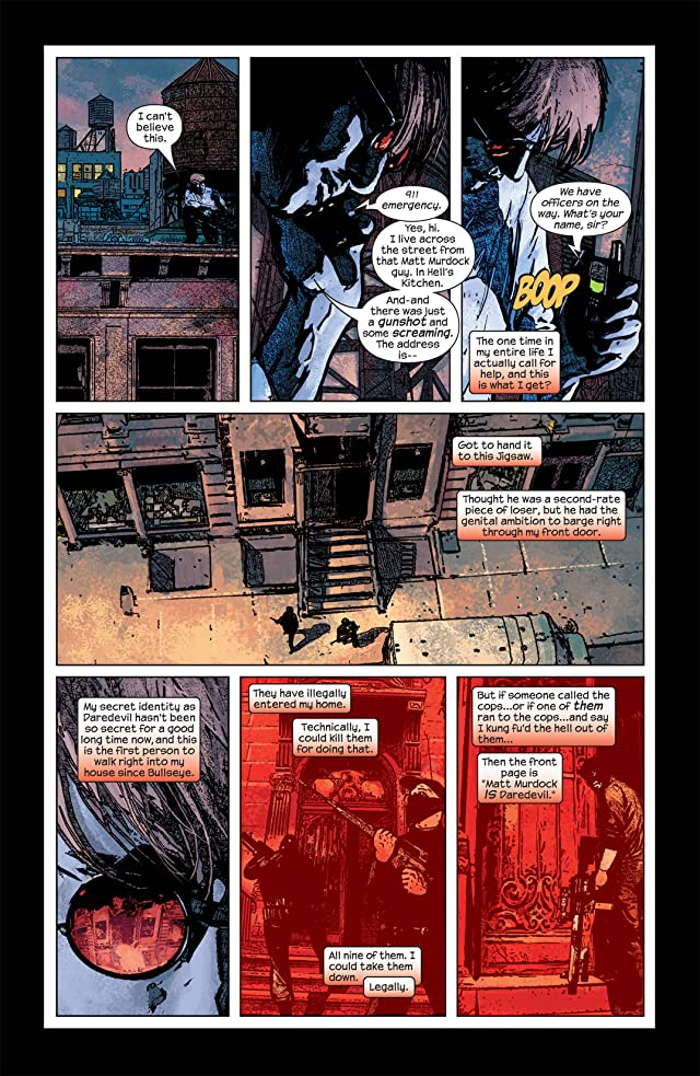 click for super-sized previews of Daredevil (1998-2011) #64
