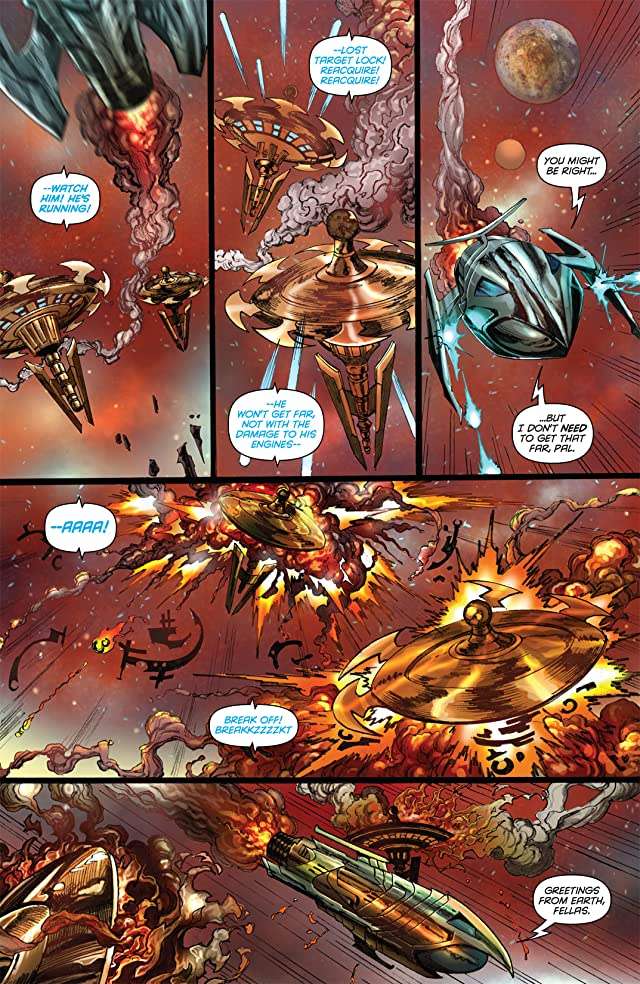 Flash Gordon: Zeitgeist #3