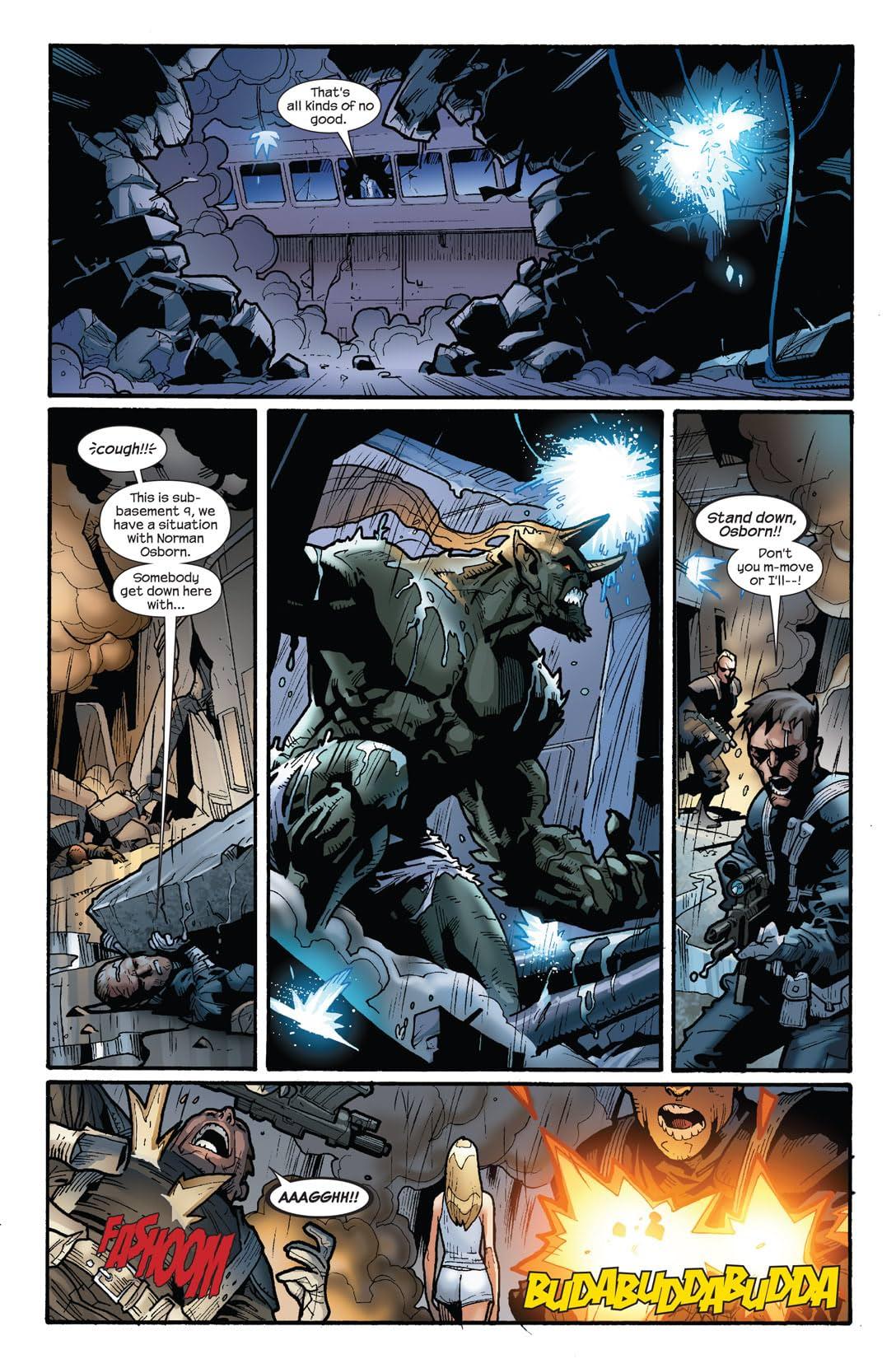 Ultimate Spider-Man (2000-2009) #127