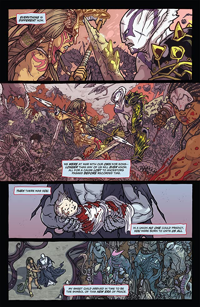 click for super-sized previews of Glory #23