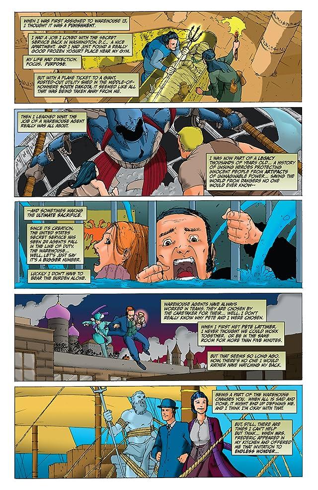 Warehouse 13 #4