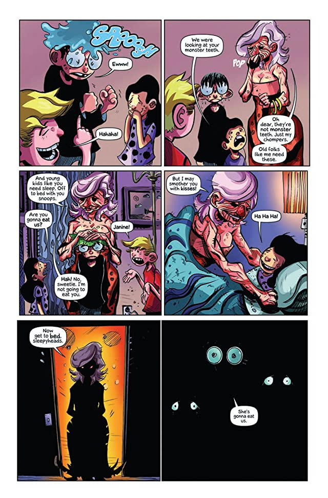 click for super-sized previews of Nanny & Hank #4