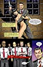 click for super-sized previews of Phases of the Moon #1: Domino Lady / Spider
