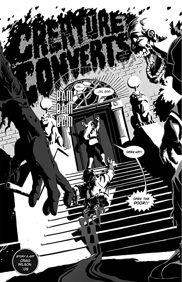 click for super-sized previews of Zombie Terrors #3