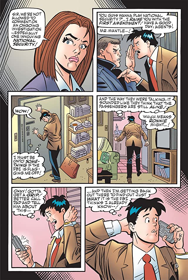 click for super-sized previews of Archie Marries Betty #17